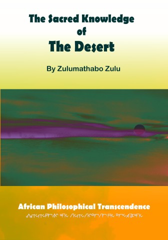 The Sacred Knowledge of the Desert